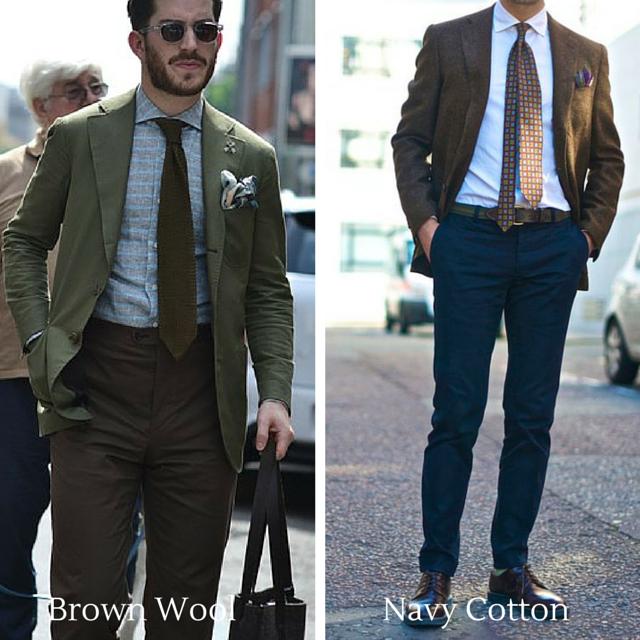 Brown Coat Combination 0DKzwU