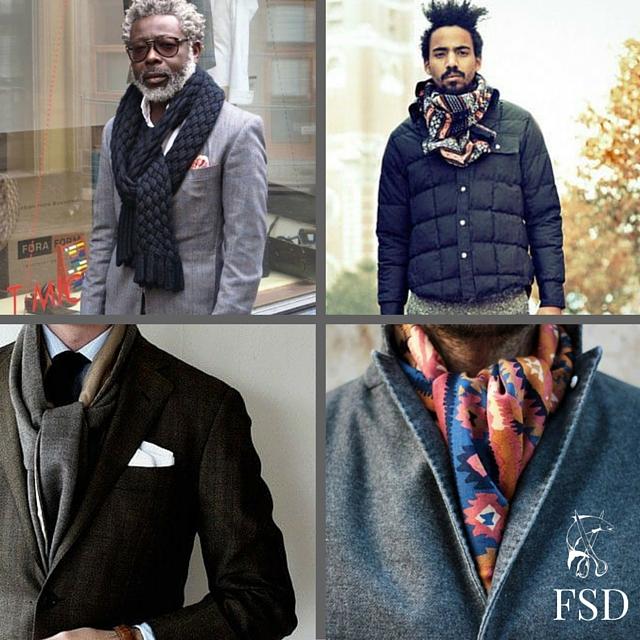 scarves - color vs basic