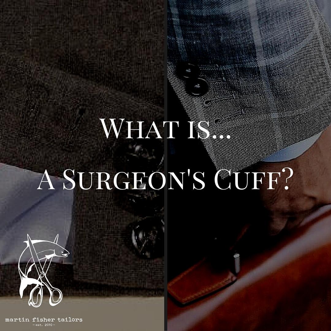 WIW #16 - surgeon's cuff