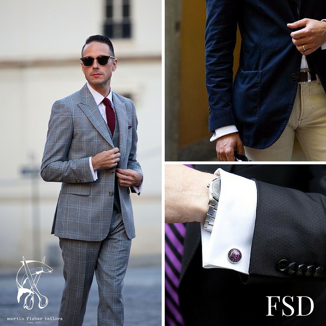 FSD - Cuffs with slim sleeves II