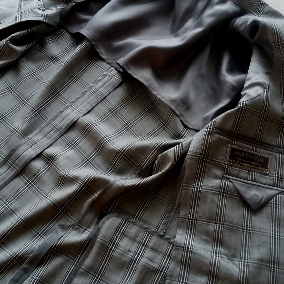 WIW#26 - unlined jackets II